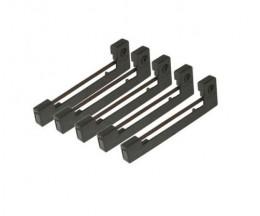 5 Compatible Tapes, Epson ERC-09B Black