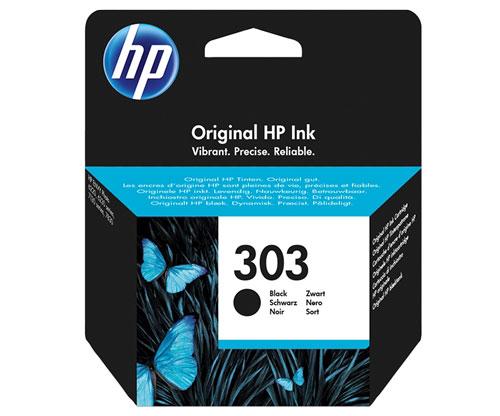 Original Ink Cartridge HP 303 Black 4ml