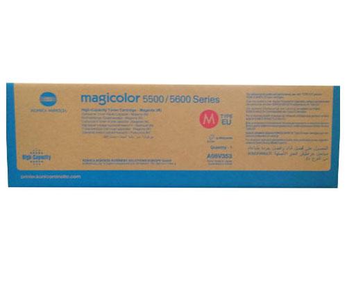 Original Toner Konica Minolta A06V353 Magenta ~ 12.000 Pages