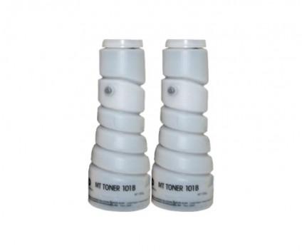 2 Compatible Toners, Konica Minolta 8932404 Black ~ 5.000 Pages
