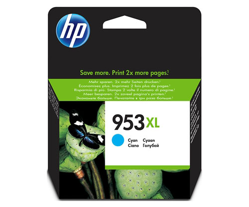 Original Ink Cartridge HP 953XL Cyan 20ml