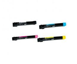 4 Compatible Toners, Lexmark C950X Black + Color ~ 38.000 / 24.000 Pages