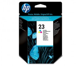 Original Ink Cartridge HP 23 Color 30ml ~ 690 Pages