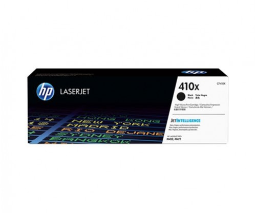 Original Toner HP 410X Black ~ 6.500 Pages