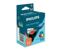 Original Ink Cartridge Philips PFA534 Color ~ 500 Pages