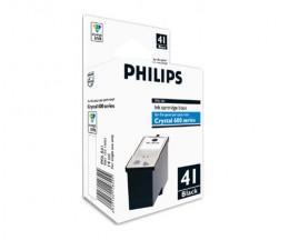 Original Ink Cartridge Philips PFA541 / 41 Black ~ 500 Pages