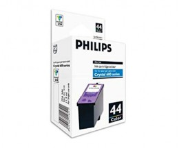 Original Ink Cartridge Philips PFA544 / 44 Color ~ 500 Pages