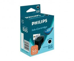 Original Ink Cartridge Philips PFA531 Black ~ 1.000 Pages