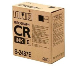 Original Ink Cartridge Riso S2487E Black 800ml