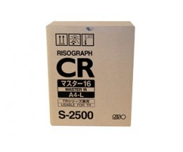 Original Ink Cartridge Riso S2500 Master A4