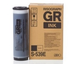 Original Ink Cartridge Riso S539E Black 1000ml
