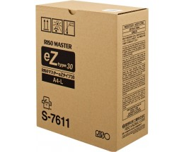 Original Ink Cartridge Riso S7611 Master DIN A4