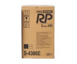 Original Ink Cartridge Riso S4386E Black 1000ml
