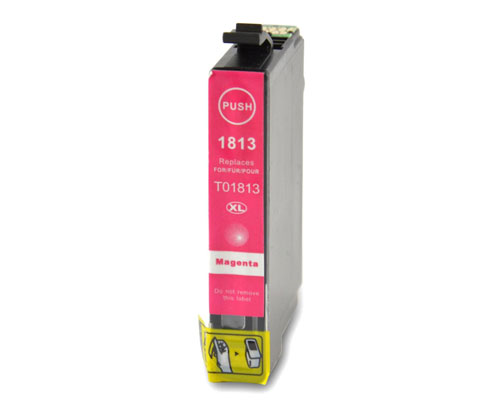 Compatible Ink Cartridge Epson T1803 / T1813 / 18 XL Magenta 13ml