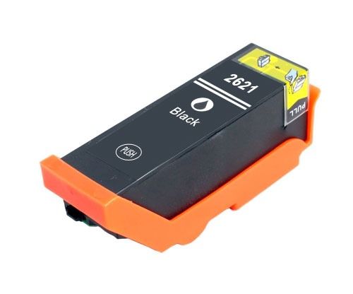 Compatible Ink Cartridge Epson T2601 / T2621 Black 26ml