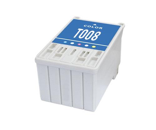 Compatible Ink Cartridge Epson T008 Color 43ml