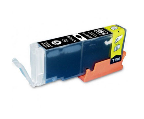 Compatible Ink Cartridge Canon CLI-551 XL Black Photo 13ml