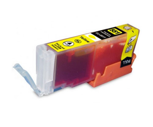 Compatible Ink Cartridge Canon CLI-551 XL Yellow 13ml