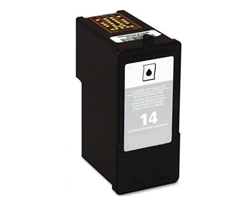 Compatible Ink Cartridge Lexmark 14 Black 21ml