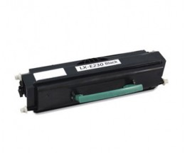 Compatible Toner Lexmark E230 Black ~ 6.000 Pages