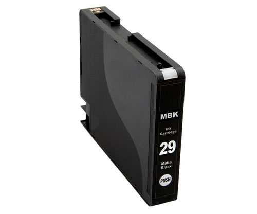 Compatible Ink Cartridge Canon PGI-29 Black Matte 36ml