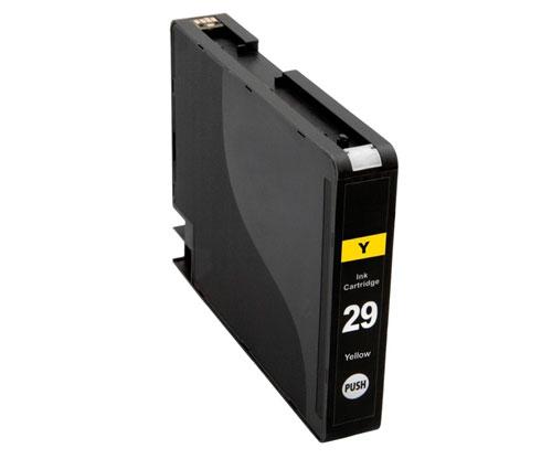 Compatible Ink Cartridge Canon PGI-29 Yellow 36ml