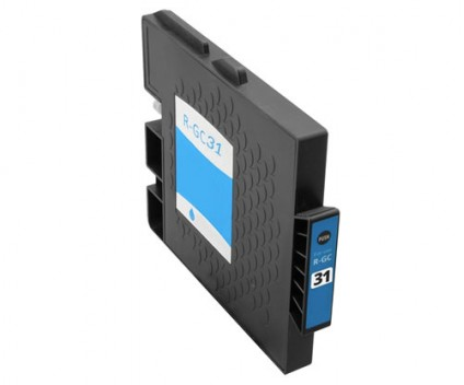 Compatible Ink Cartridge Ricoh GC-31 / GC-31 XXL Cyan 64ml