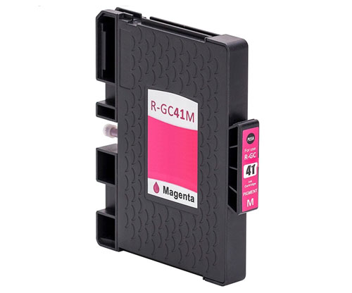 Compatible Ink Cartridge Ricoh GC-41 / GC-41 XXL Magenta 22ml