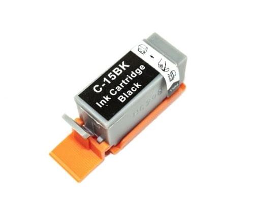 Compatible Ink Cartridge Canon BCI-15 Black 5.2ml