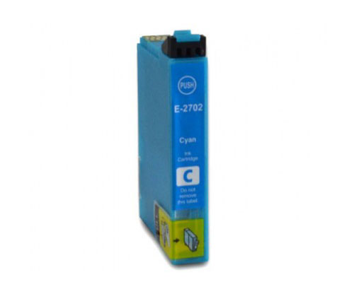 Compatible Ink Cartridge Epson T2702 / T2712 Cyan 15ml