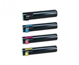 4 Compatible Toners, Lexmark C930H2 ~ 38.000 / 24.000 Pages