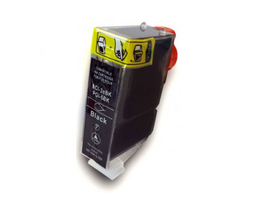 Compatible Ink Cartridge Canon BCI-3 Black 26.8ml