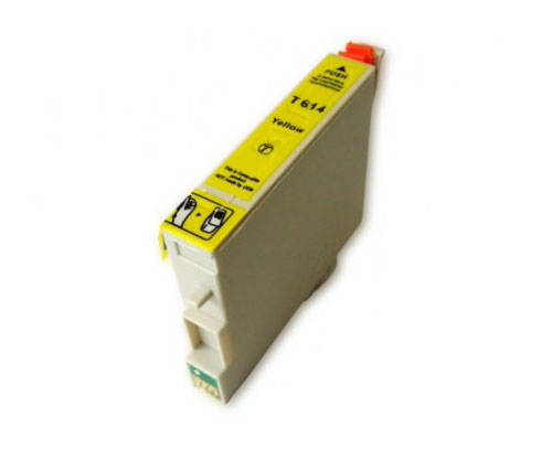 Compatible Ink Cartridge Epson T0614 Yellow 15ml
