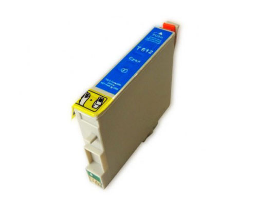Compatible Ink Cartridge Epson T0612 Cyan 15ml