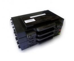 4 Compatible Toners, Samsung 500D Black + Color 7.000 / 5.000 Pages