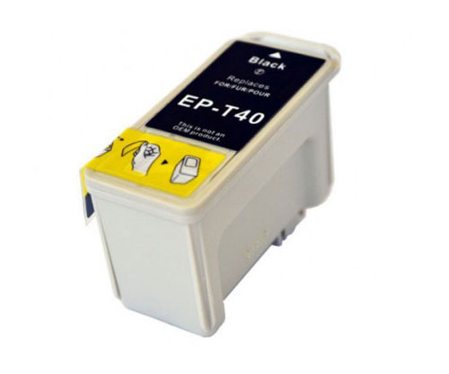 Compatible Ink Cartridge Epson T040 Black 17.8ml
