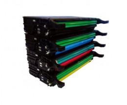 4 Compatible Toners, Samsung 5082L Black + Color 5.000 / 4.000 Pages