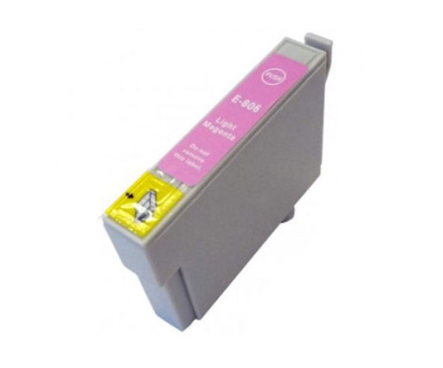 Compatible Ink Cartridge Epson T0806 Magenta bright 13ml