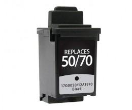Compatible Ink Cartridge Lexmark 50 / 70 / 71 / 75 Black 21ml