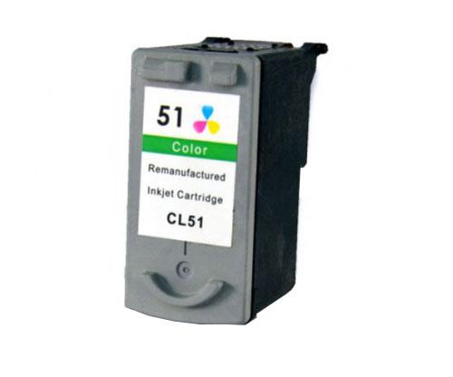 Compatible Ink Cartridge Canon CL-38 / CL-41 / CL-51 Color 21ml