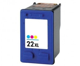 Compatible Ink Cartridge HP 22 XL Color 16ml
