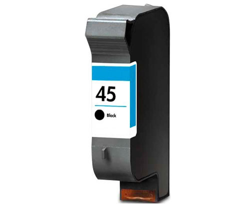 Compatible Ink Cartridge HP 45 Black 40ml