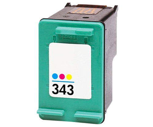 Compatible Ink Cartridge HP 343 Color 18ml