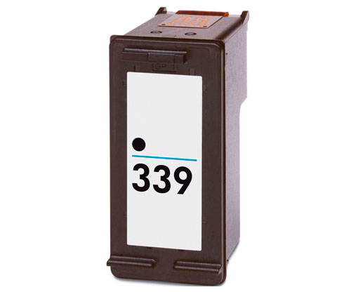 Compatible Ink Cartridge HP 339 Black 25ml