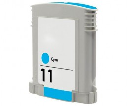 Compatible Ink Cartridge HP 11 Cyan 28ml