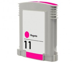 Compatible Ink Cartridge HP 11 Magenta 28ml