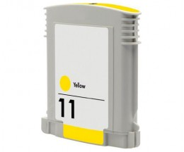 Compatible Ink Cartridge HP 11 Yellow 28ml