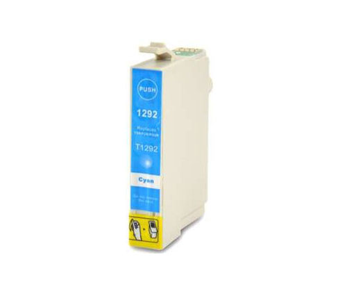 Compatible Ink Cartridge Epson T1292 Cyan 13ml
