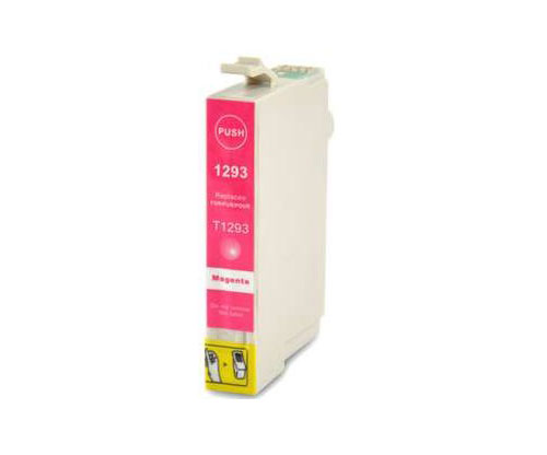 Compatible Ink Cartridge Epson T1293 Magenta 13ml