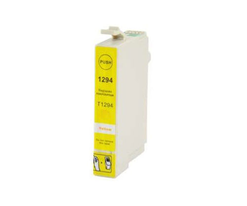 Compatible Ink Cartridge Epson T1294 Yellow 13ml